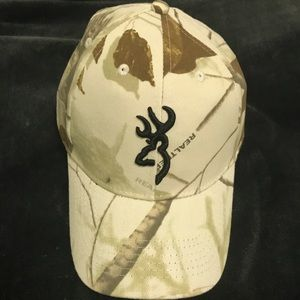 Browning Camouflage Hat